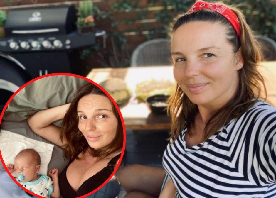 Agnieszka Włodarczyk szczerze o macierzyństwie