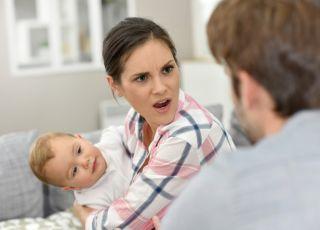 agresja a małe dziecko