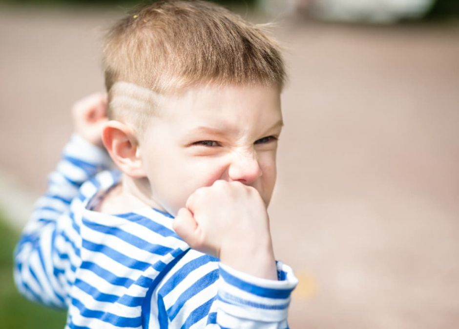 agresja dziecka