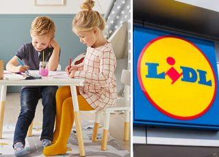 Akcedoria dla dzieci w Lidlu
