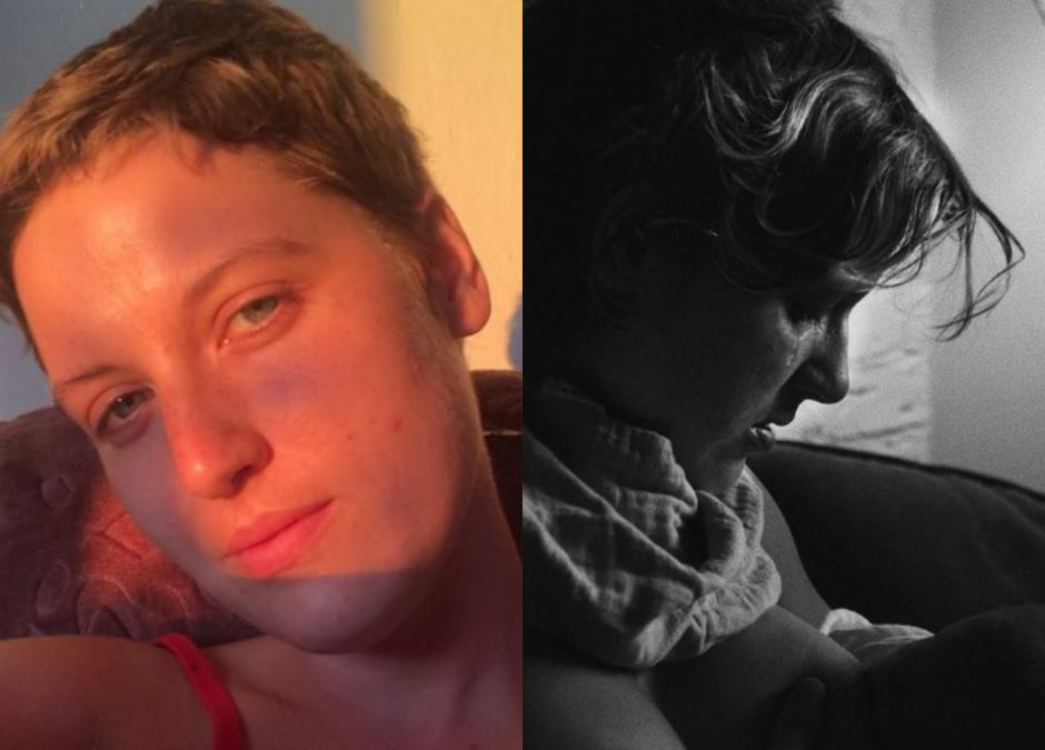 Aleksandra Domańska urodziła dziecko i pokazała, jak karmi piersią
