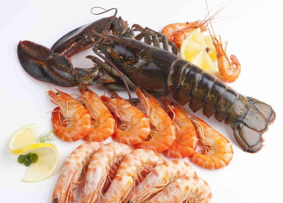 alergie krzyżowe, alergia na owoce morza, uczulenie na skorupiaki, alergia pokarmowa, alergia u dziecka