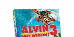 Alvin i wiewiórki, bajki dla dzieci, filmy dla dzieci