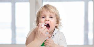 Angina ropna u dziecka