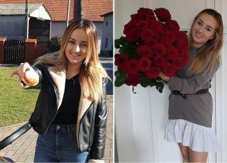 Ania Bardowska świętuje tłusty czwartek i pokazuje wózek córki