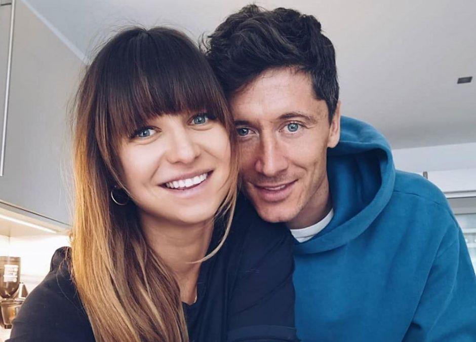 Ania i Robert Lewandowscy pokazali zdjęcia drugiej córki