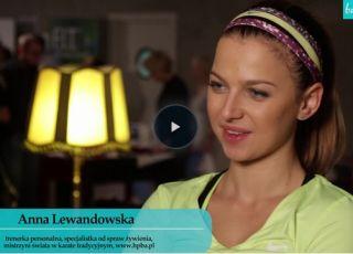 Ania Lewandowska ćwiczenia w ciąży