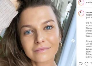 Ania Lewandowska pokazała córki
