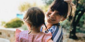 Ania Lewandowska z córką