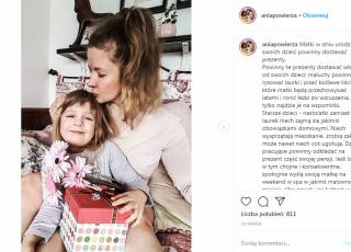 Ania Powierza nie chciała puścić córki do przedszkola. Zmieniła zdanie. Dlaczego?