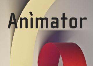 animator, plakat