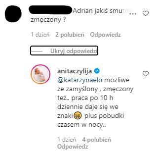 """Komentarze fanek Anity ze """"Ślubu od pierwszego wejrzenia"""""""