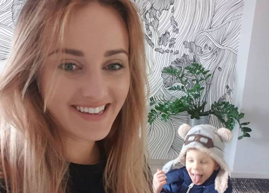 Anna Bardowska prosi inne mamy o pomoc w chrzcinach