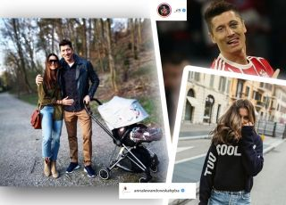 Anna i Robert Lewandowscy to idealni rodzice