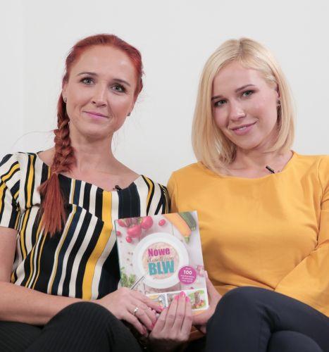 Anna Piszczyk, Joanna Anger wydały nową książkę z przepisami BLW, Ala`Antkowe BLW