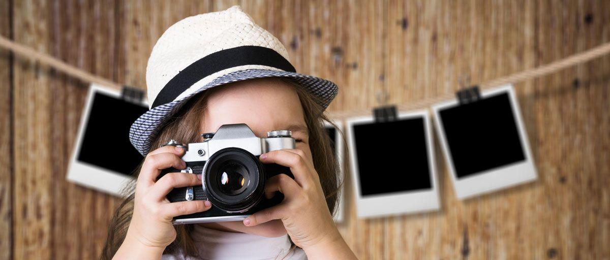 Aparat fotograficzny dla dzieci - jaki wybrać, modele i ceny | Mamotoja.pl