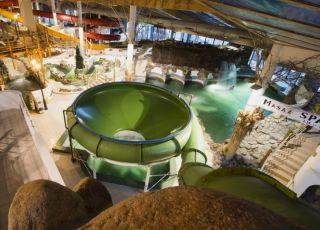 Aquapark Warmia Park w Pluskach