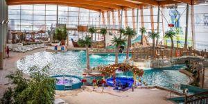 Aquapark Wrocław, Baseny rekreacyjne we Wrocławiu