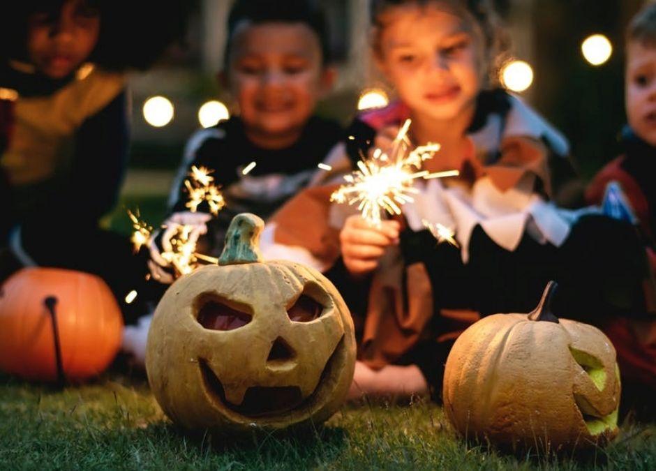 Aranżacja na Halloween