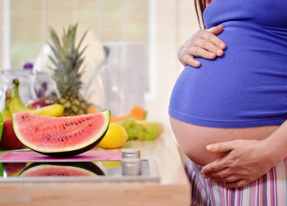 Arbuz w ciąży