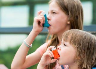 Astma to obecnie najczęstsza niezakaźna choroba u dzieci. To wynik zanieczyszczonego powietrza