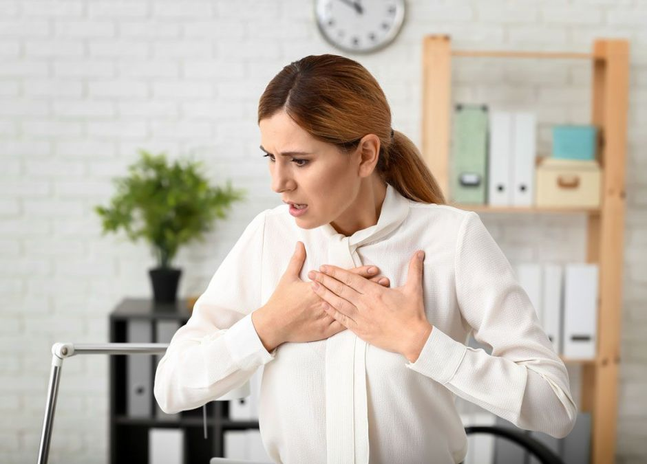 astma u dorosłego objawy
