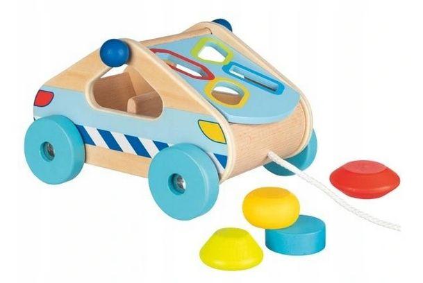 zabawki dla dzieci z autyzmem auto sorter