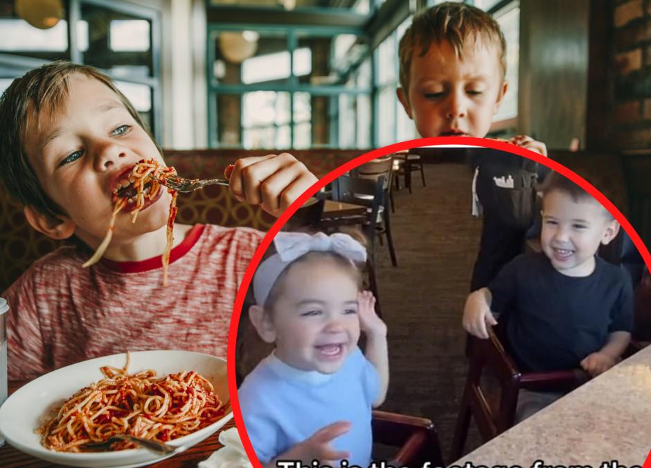 Awantura w restauracji: klientce przeszkadzało zachowanie siedzących obok dzieci