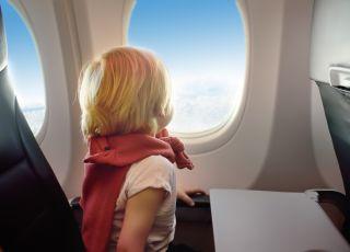 awantura w samolocie