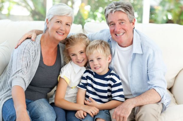za co kocham babcię i dziadka