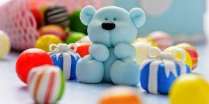baby shower, zabawki dla dziecka
