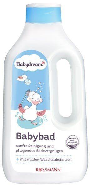 Babydream, płyn do kąpieli dla dzieci