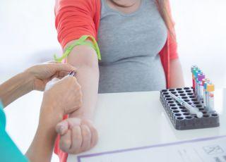 badanie grupy krwi w ciąży