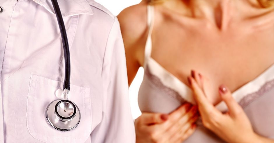 Badanie piersi w czasie ciąży