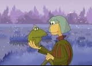 bajka, królewna, żaba