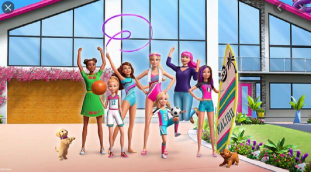 bajki na Netflixie - Barbie Dreamhouse