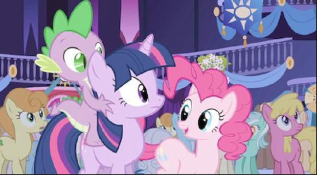 bajki na Netflixie - Pony