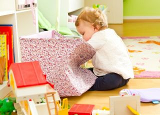 Nie chcę wychować lenia! Domowe obowiązki dla rocznego i 2-letniego dziecka