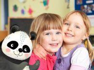 Bambino dzieciaki panda