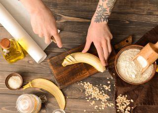 banany a karmienie piersią