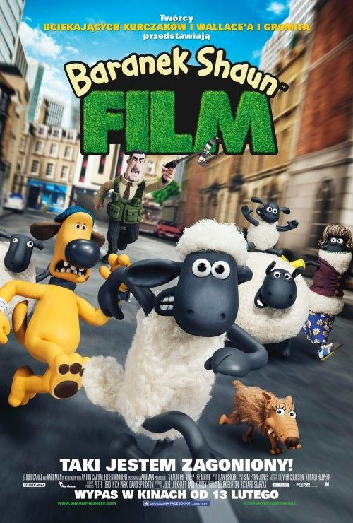 filmy wielkanocne dla dzieci – Baranek Shaun