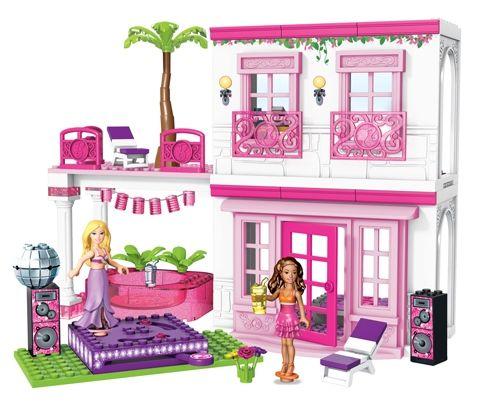 Barbie Beach House, lalki Barbie