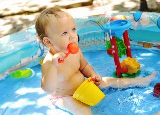 jaki basen ogrodowy dla dziecka
