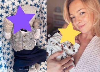 Basia Kurdej-Szatan pokazała pierwsze zdjęcia po porodzie