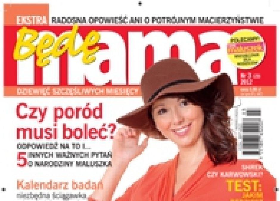 Będę mamą, magazyn dla kobiet w ciąży