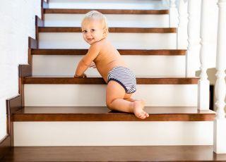 Bezpieczeństwo dzieci w domu