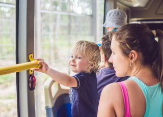 Bezpieczeństwo przewozu dzieci komunikacją miejską