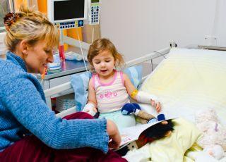 Biblioteki dla dzieci w szpitalach