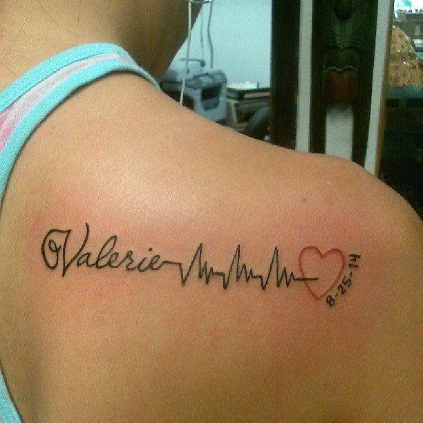 10 Pomysłów Na Tatuaż Dla świeżo Upieczonych Rodziców Strona 7