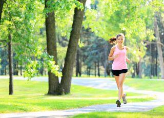 bieg, bieganie, jogging, sport
